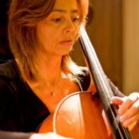 Claudia Ravetto - cello -