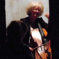 Elizabeth Wilson - cello -